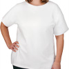 Women's Plus Size Scoop Neck T-Shirt