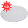 Oval Stickers 10pk