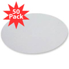 Oval Stickers 50pk