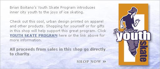 Brian Boitano's Youth Skate Program - Featured Design