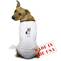 Boston Terrier Cartoon Boston Dog T-Shirts and gifts