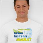 What would Brian Boitano Make? T-shirt
