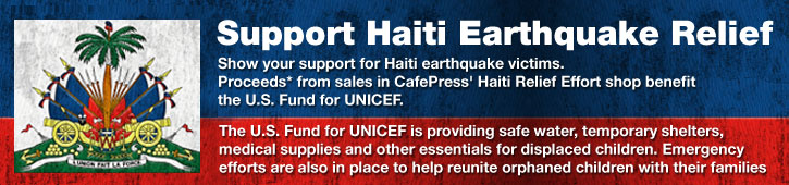 Support Haiti Earthquake Relief