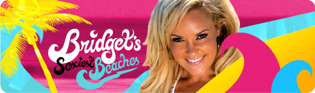 Welcome to the Bridget's Sexiest Beaches Shop